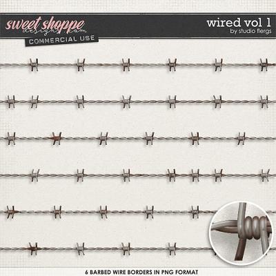 Wired VOL 1 by Studio Flergs