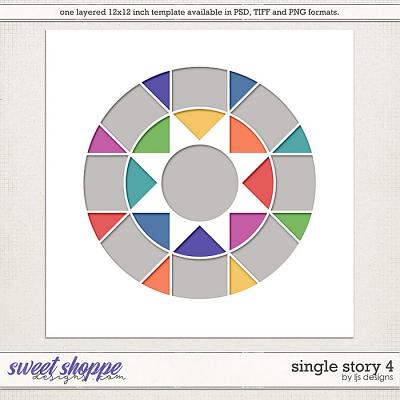 Single Story 4 by LJS Designs