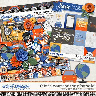 This is Your Journey Bundle by Misty Cato and River Rose Designs