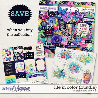 Life in Color {bundle} by Blagovesta Gosheva