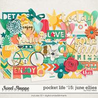 Pocket Life '15: June Ellies by Traci Reed