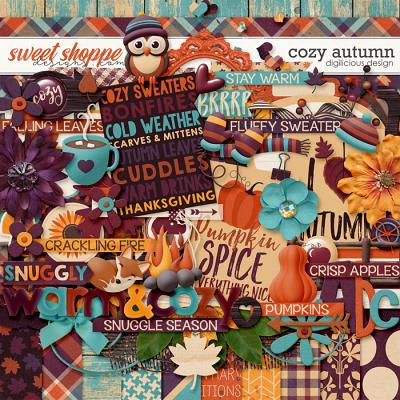 Cozy Autumn by Digilicious Design