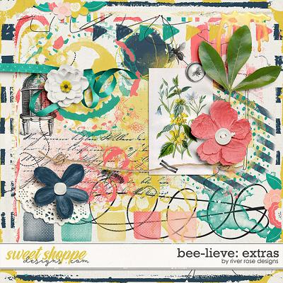 Bee-lieve: Extras by River Rose Designs