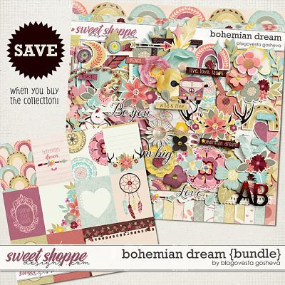 Bohemian Dream {bundle} by Blagovesta Gosheva