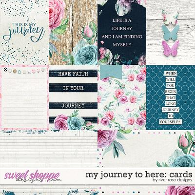 My Journey to Here: Cards by River Rose Designs