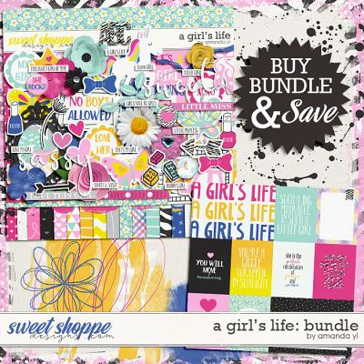 A Girl's Life: Bundle by Amanda Yi