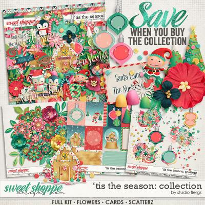 'Tis the Season :- COLLECTION & *FWP* by Studio Flergs