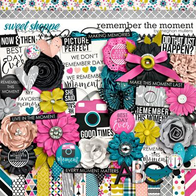 Remember The Moment-Kit by Meghan Mullens