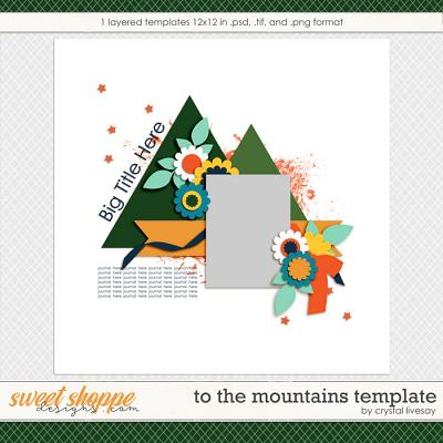 DUO 1 - To The Mountains by Crystal Livesay