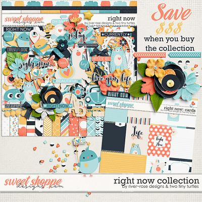 Right Now :: Bundle by River~Rose Designs & Two Tiny Turtles