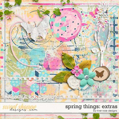 Spring Things: Extras by River Rose Designs