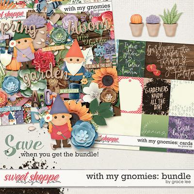 With My Gnomies: Bundle by Grace Lee
