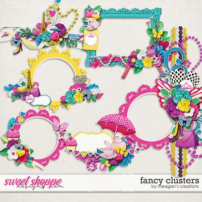 Fancy Clusters by Meagan's Creations