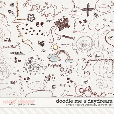 doodle me a daydream:  Simple Pleasure Designs by Jennifer Fehr