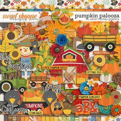 Pumpkin Palooza by Clever Monkey Graphics
