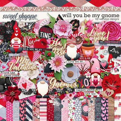 Will you be my gnome by WendyP Designs