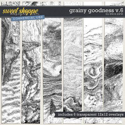 Grainy Goodness v.6 by Erica Zane