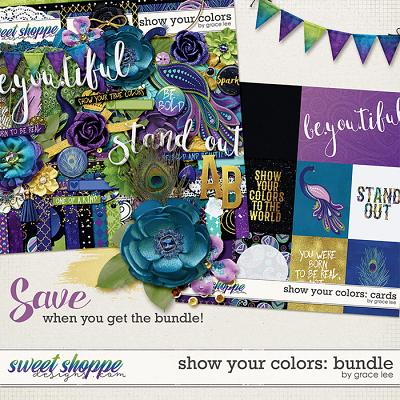 Show Your Colors: Bundle by Grace Lee