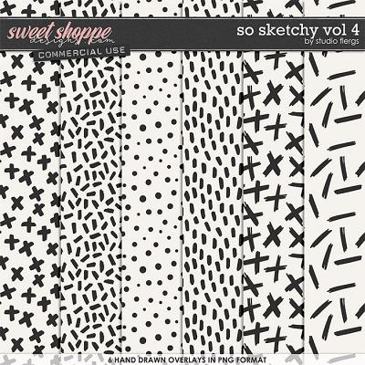 So Sketchy VOL 4 by Studio Flergs