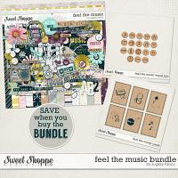 Feel the Music Bundle by Sugary Fancy