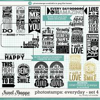 Cindy's Photostamps - Everyday Set 4 by Cindy Schneider