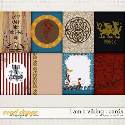 I Am A Viking : Cards by Meagan's Creations
