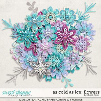 As Cold As Ice: FLOWERS by Studio Flergs
