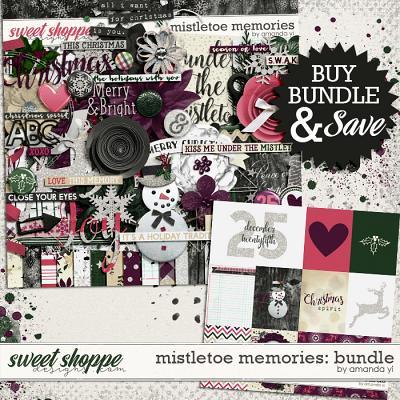 Mistletoe Memories: Bundle by Amanda Yi