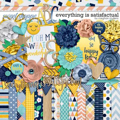 Everything Is Satisfactual by Meghan Mullens