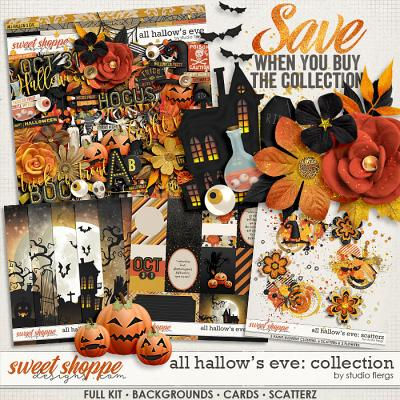 All Hallow's Eve: COLLECTION & *FWP* by Studio Flergs
