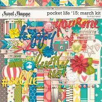 Pocket Life '15: March Kit by Traci Reed