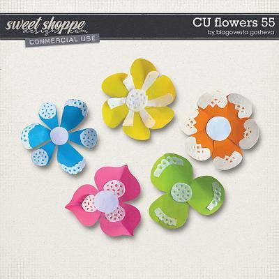 CU Flowers 55 by Blagovesta Gosheva