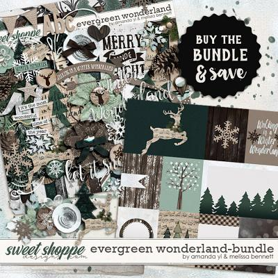 Evergreen Wonderland Bundle by Amanda Yi & Melissa Bennett