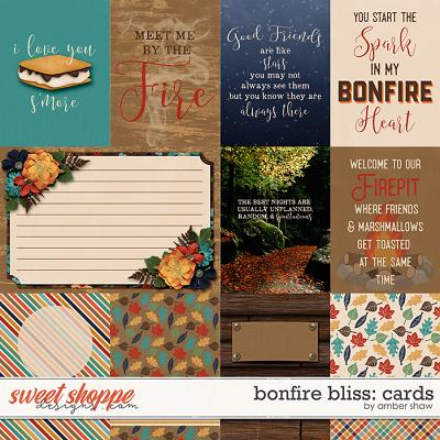 Bonfire Bliss: Cards by Amber Shaw