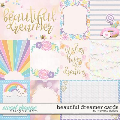 Beautiful Dreamer Cards by River Rose Designs