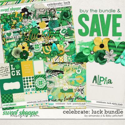 Celebrate: Luck Bundle by Amanda Yi & Libby Pritchett