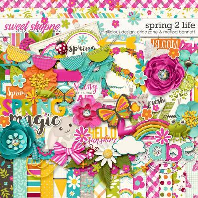 Spring 2 Life by Digilicious Design, Erica Zane & Melissa Bennett