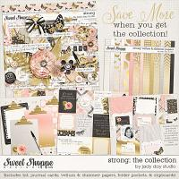 Strong: The Collection by Jady Day Studio