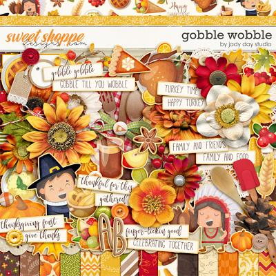 Gobble Wobble by Jady Day Studio