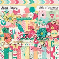 Girls of Summer by Traci Reed