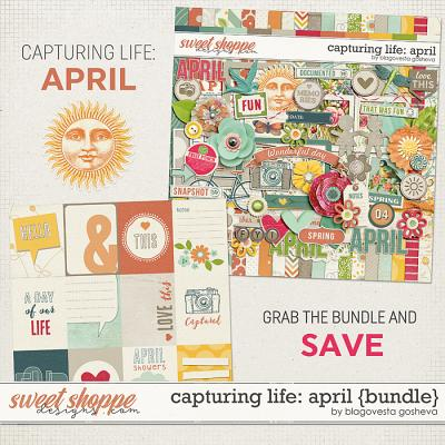 Capturing life: April {Bundle} by Blagovesta Gosheva