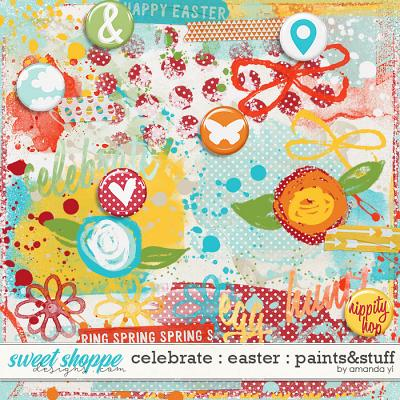 Celebrate: Easter : Paints & Stuff by Amanda Yi