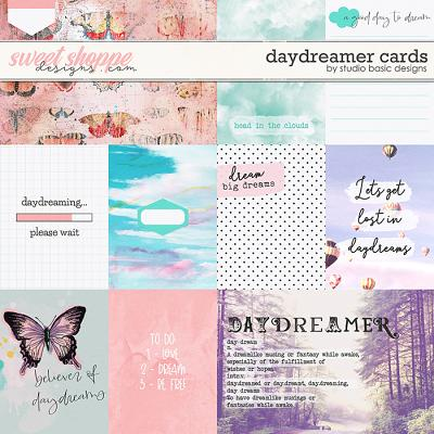 Daydreamer Cards by Studio Basic