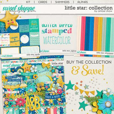 Little Star Collection by Amber Shaw