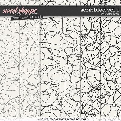 Scribbled VOL 1 by Studio Flergs