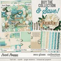 Sea Glass Collection by Amber Shaw