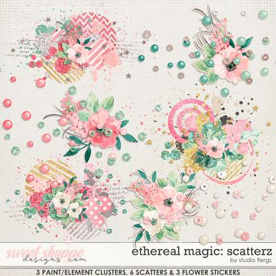 Ethereal Magic: SCATTERZ by Studio Flergs