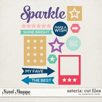 Asteria: Cut Files by Tickled Pink Studio