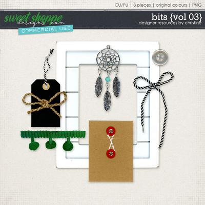 Bits {Vol 03} by Christine Mortimer