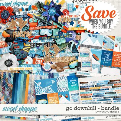 Go Downhill - Bundle by WendyP Designs